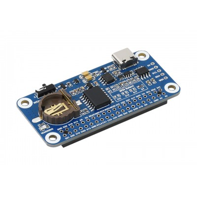 RTC &  WatchDog HAT for Raspberry Pi, Auto Reset,  DS3231SN High Precision RTC, MAX705