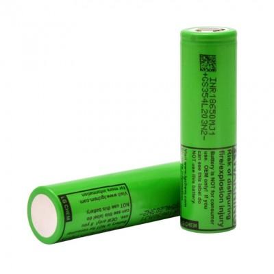LG Chem MJ1 3500mAh 10A Discharge 18650 Rechargeable Li-ion Cell - Original - INR18650 MJ1