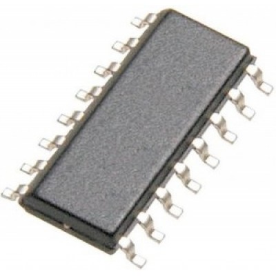 ULN2003D1013TR Bipolar (BJT) Transistor Array 7 NPN Darlington 50V 500mA -SO-16
