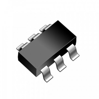 DW01V Protection IC for Single Cell Li-ion / Polymer Battery - SOT23-6