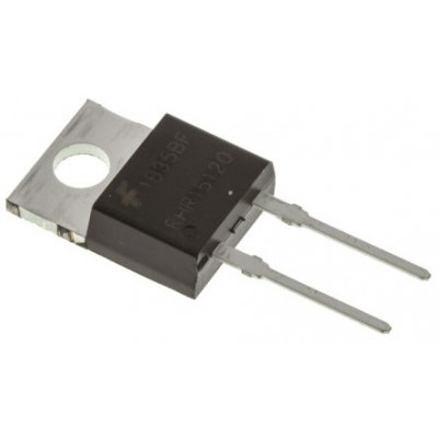 RHRP15120 - 15 A - 1200 V - Hyperfast Diode - TO-220AC-2L