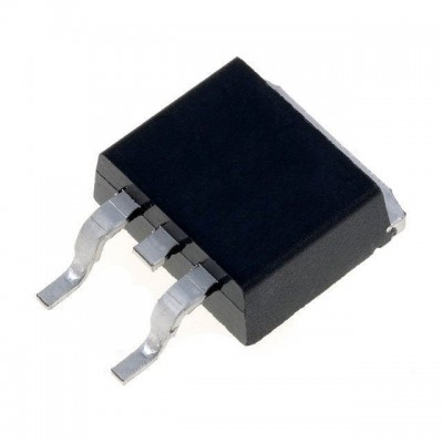IRF540S N Channel Power MOSFET 100V - D2PAK - TO263