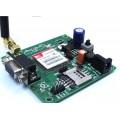 SIM900A - GSM/ GPRS Modem - RS232 / TTL Interface