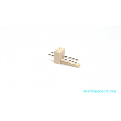 Relimate Male Connector - 2 Pin - 2.54mm Pitch