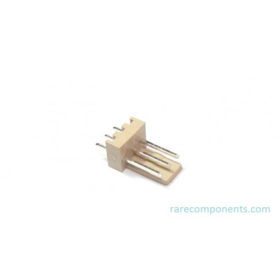 Relimate Male Connector - 3 Pin - 2.54mm Pitch