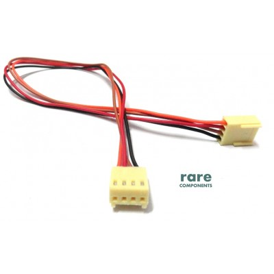 4 Pin Female to Female Relimate Connector - 2.54mm Pitch - 30 CM Length