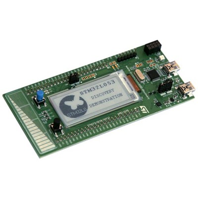 """STM32L0538-DISCOVERY - w/ 2.04"""" E-Paper Display"""