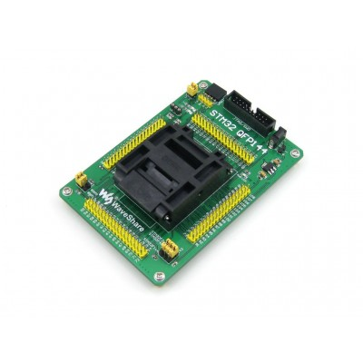 STM32 - QFP144 - Programming Adapter - Burn-In Socket