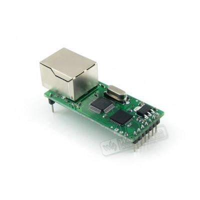 Ethernet to Serial Converter Module - RS232/ UART - ETH to 232 (A) - USR-TCP232-T