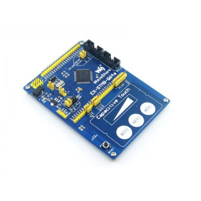 EX-STM8-Q64a-207 Development Board for STM8S207Rx Series