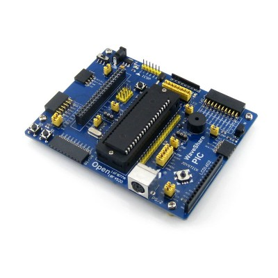 PIC16F877A Development Board - Open16F877A Standard