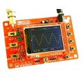 "DSO138 - 200KHz - 1Msps - Oscilloscope Kit - 2.4"" LCD Display"
