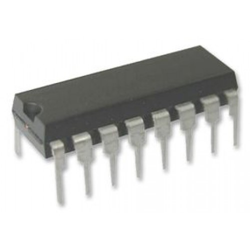 SG3525A - Voltage Mode PWM Controller - ST Microelectronics - DIP16