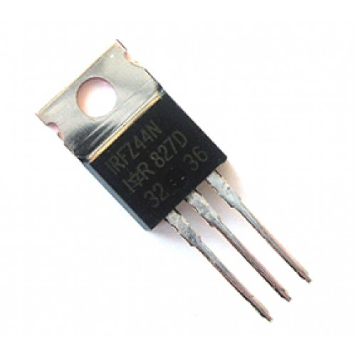 Chanzon 10pcs IRFZ44N TO-220 Power Sic MOSFET Transistor 49A Mosfets Transistor