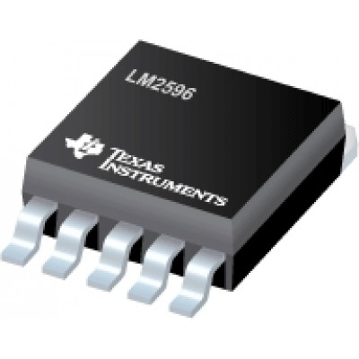 LM2596S-12 SIMPLE SWITCHER Power Converter, 3A Step-Down Voltage Regulator