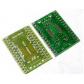 SSOP Adapter 28 Pin - Surface Mount Chip Adapter