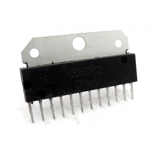 CD6283 / TDA6283 - 4 6W Stereo Audio Power Amplifier
