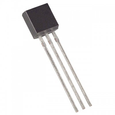 2N7000 - N channel MOSFET - 60V - 0.35A - TO92 - ST Micro